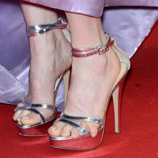 Ужасные туфли звезд: фото