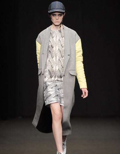 Mercedes-Benz Fashion Week Russia: BESSARION, осень-зима 2012/13