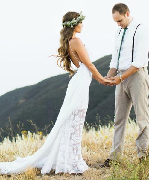 Самое модное свадебное платье в мире