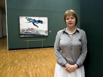 Ирина Алексеева возглавила Третьяковскую галерею в 2009 году