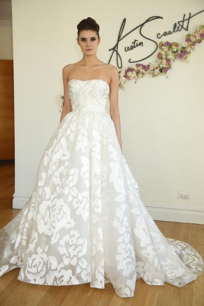 60 пышных свадебных платьев 2015 | галерея [1] фото [52]