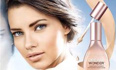 Адриана Лима в рекламной кампании Dream Wonder