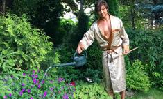 Прохор Шаляпин стал садоводом