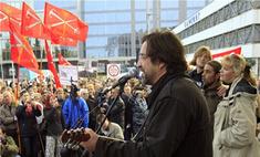 В Москве прошел митинг в защиту Химкинского леса
