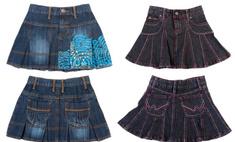 Два в одном: и юбка, и шорты