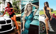 Топ-15 автоледи Воронежа. Выбираем самую очаровательную девушку за рулем