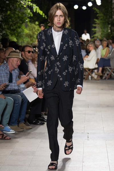 Неделя мужской моды в Париже: лучшие показы | галерея [8] фото [5]