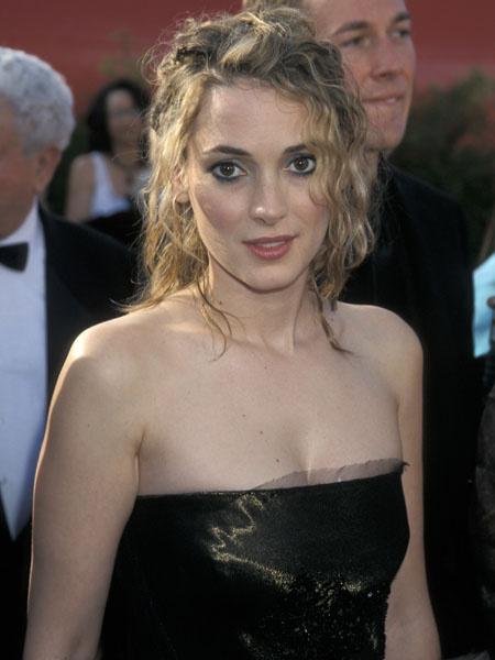 Вайнона Райдер, церемония Оскар, 2001 год