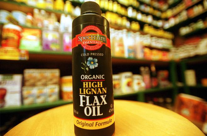 Льняное масло для снижения холестерина