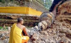 Землетрясение в Мьянме унесло жизни 75 человек