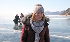 Аглая Тарасова приехала в Иркутск на съемки фильма «Лед»