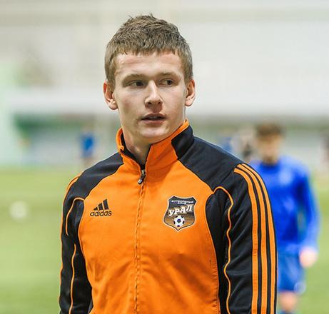 Дмитрий Арапов, ФК «Урал», фото