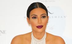 Ким Кардашьян прокомментировала свои «голые» фото