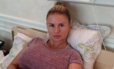 Анна Семенович госпитализирована с пневмонией