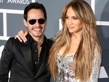 Дженнифер Лопес (Jennifer Lopez) и Марк Энтони (Marc Anthony) пригласили звездных гостей