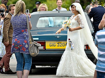 Лили Аллен, свадьба, звезды