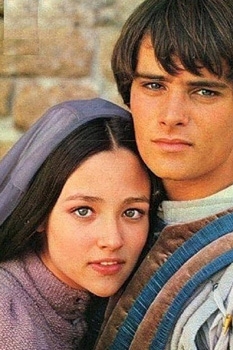 Кадр из фильма Франко Дзеффирелли «Ромео и Джульетта» (1968)
