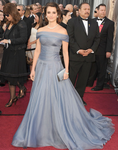"""Пенелопа Крус (Penélope Cruz) на """"Оскаре-2012"""""""