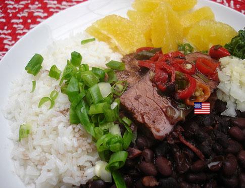 Бразильская кухня рецепты