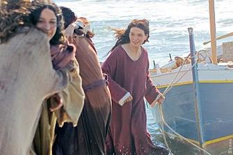 Кадр из фильма «Мария», ноябрь 2005.