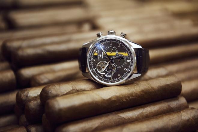Zehith выпустил эксклюзивные часы в честь юбилея кубинских сигар