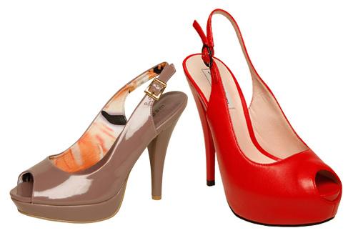 Скидки на обувь летнего сезона в магазинах Steve Madden