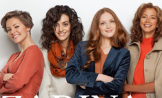 Одежду Zarina рекламируют реальные женщины
