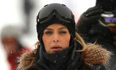 Ким Кардашьян показала идеальный макияж для зимы