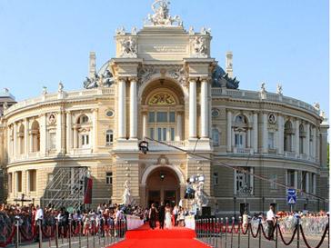 Торжественная церемония открытия фестиваля пройдет в Оперном театре