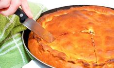 Готовим пирог с начинкой из рыбных консервов