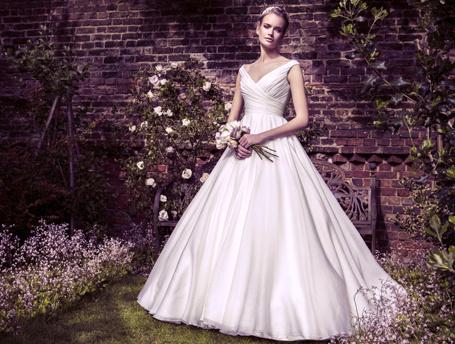 60 пышных свадебных платьев 2015