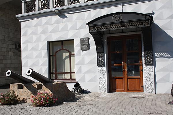 Новокузнецк, краеведческий музей