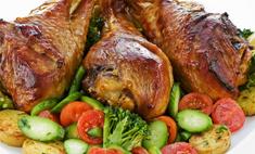 Голень индейки: вкусные рецепты