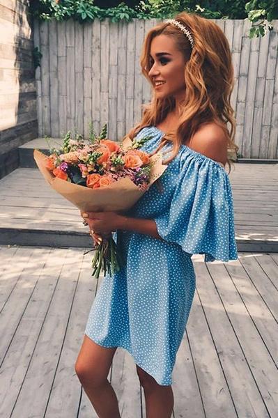 Летние платья Ксении Бородиной