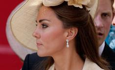 Чем Кейт оскорбила на свадьбе Меган Маркл