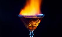 Коктейль «Зловещее мартини»