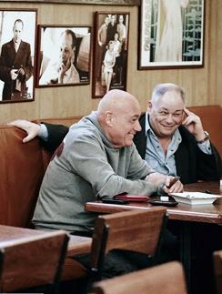 Владимир и Павел Познеры