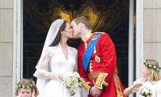 Свадебный наряд Кейт Миддлтон установил рекорд