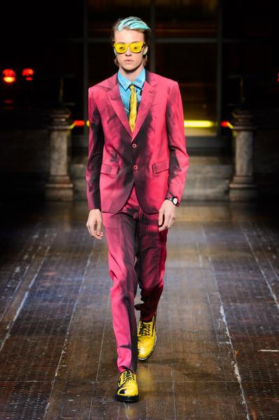 Неделя мужской моды в Лондоне: главные показы   галерея [2] фото [14]