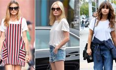 Как носить белую футболку: 8 идей на все времена