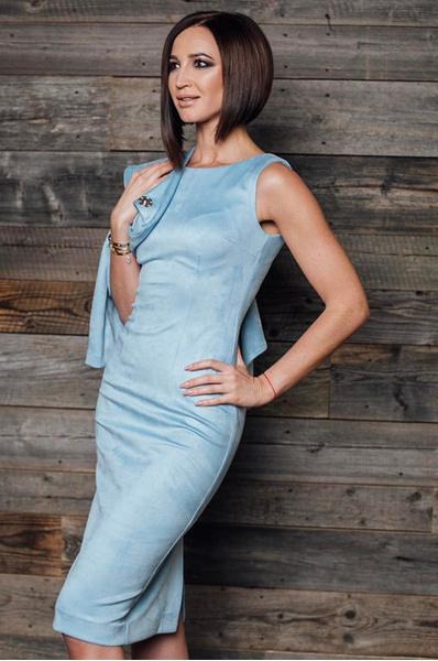 Ольга Бузова в платье как у Мелании Трамп