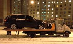 Сергей Лазарев попал в ДТП и остался без автомобиля