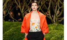В Париже прошел показ Dior Haute Couture весна-лето 2013