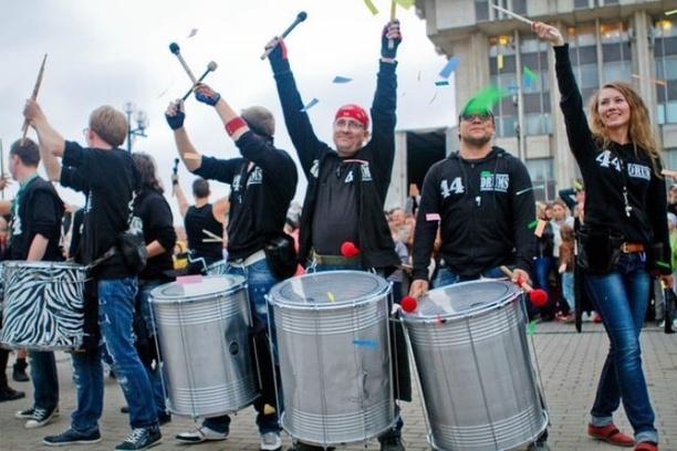 44 Drums
