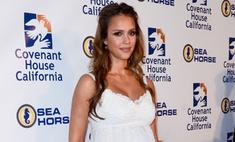 Джессика Альба снова стала мамой