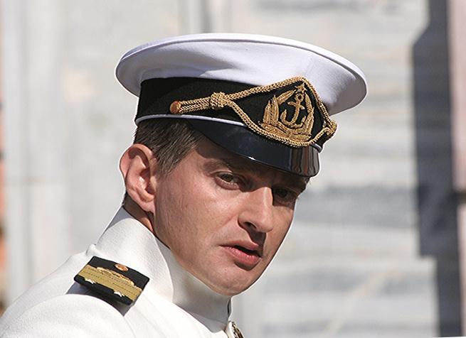 Адмирал, Константин Хабенский