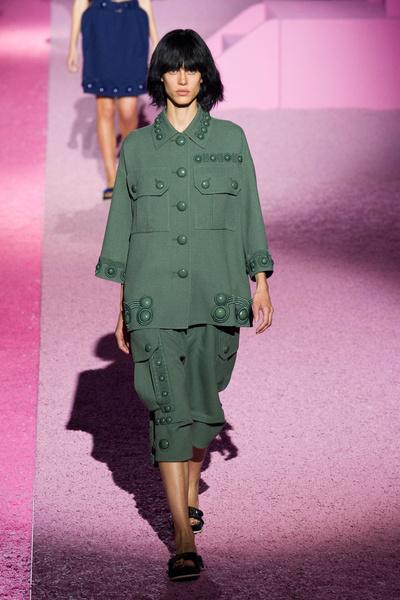 Марк Джейкобс представил новую коллекцию на Неделе моды в Нью-Йорке