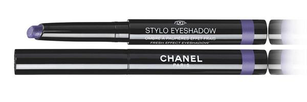 Chanel, карандаш-тени STYLO EYESHADOW, оттенок Campanule