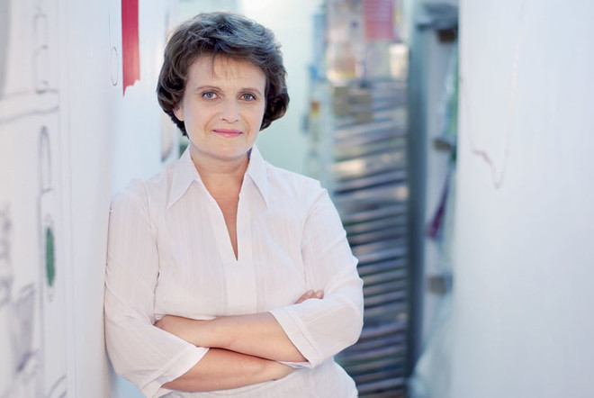 Елена Рублева, основатель «Мастерской идей»