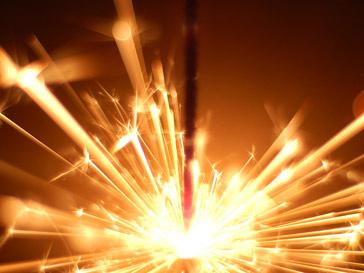 Взрыв на выставке пиротехники